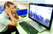 employers job seekers turn to online recruitment interview