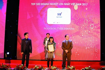 indovina bank ranked among vietnams top 500 firms in 2017