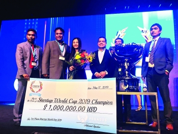vietnam startup charts course to win startup world cup 2019