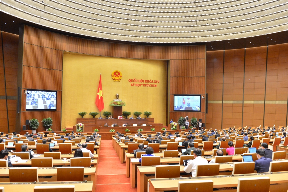 vietnamese lawmakers ratify trade partnership with eu