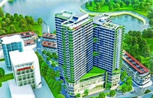 a real estate green energy multi sector success story