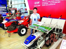 vietnam ploughs and sows seeds of prosperity