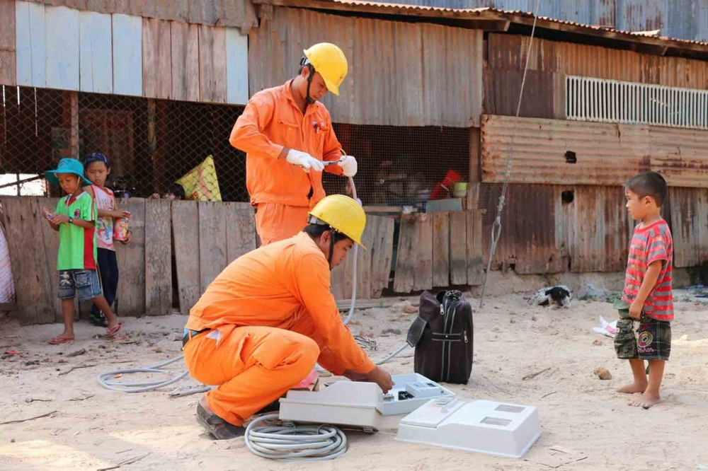 power industry focuses on rural electrification