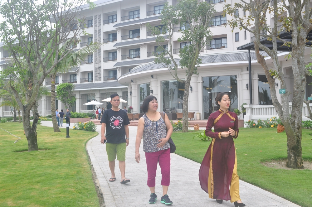 quality of tourist accommodations said to improve