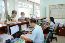vietnam customs promotes it application