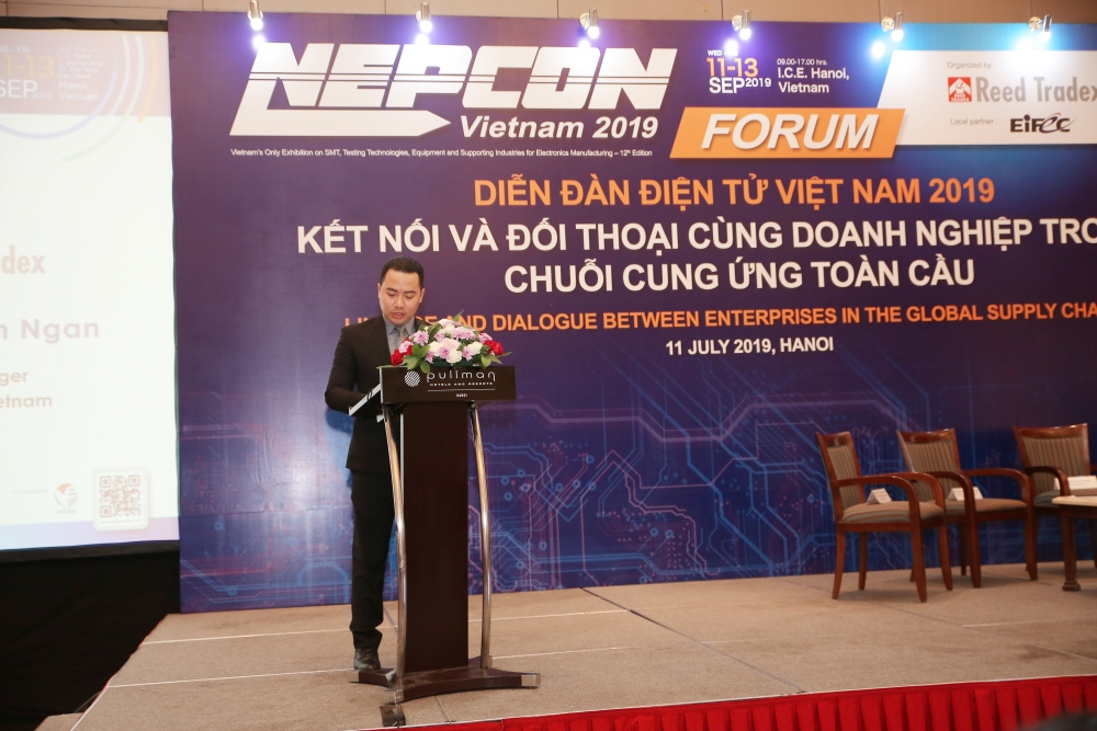 trade show to focus on boosting domestic electronics firms