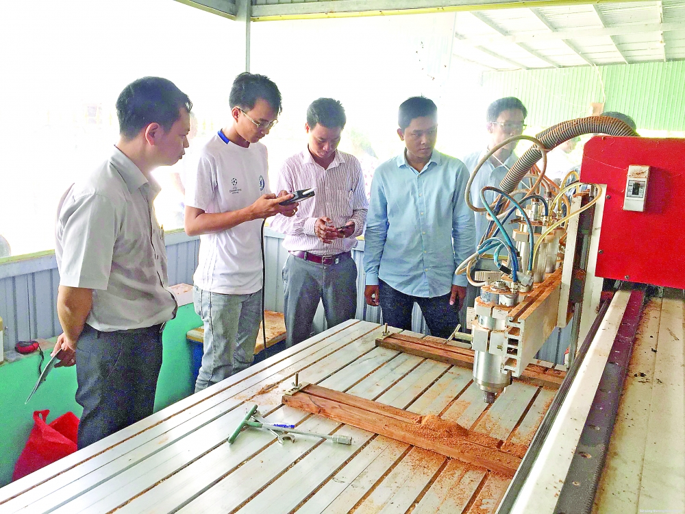 kien giang industry promotion attracts reciprocal capital