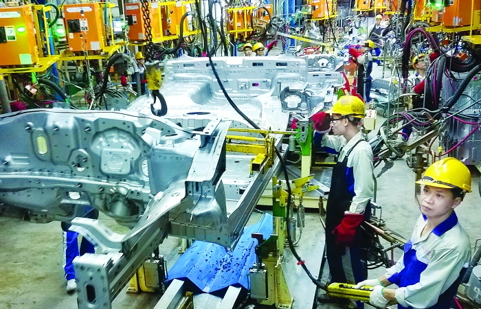 vietnam aims to down car prices by reducing component import