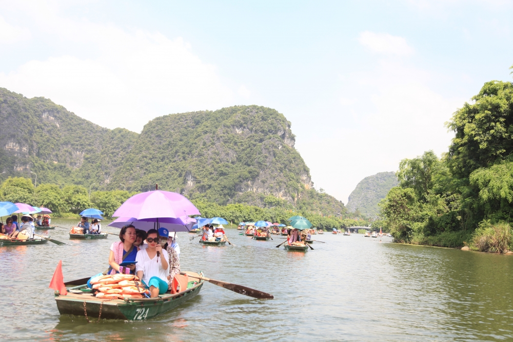 ninh binh pursues environmentally friendly tourism