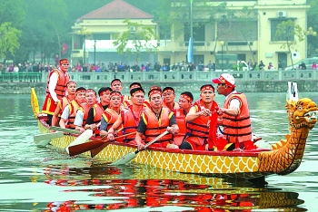 hanoi to launch annual dragon boat racing