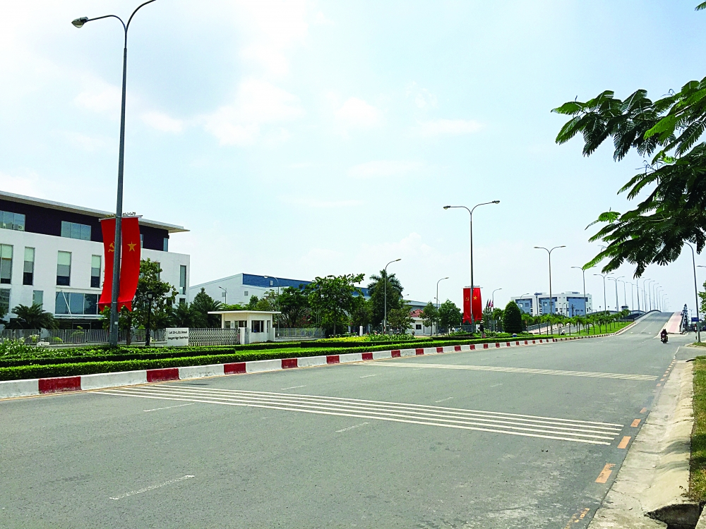 hcmc prepares land to attract investors