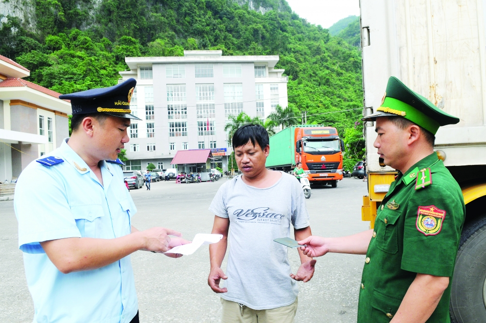 vietnam customs seek to crack down on origin of goods fraud