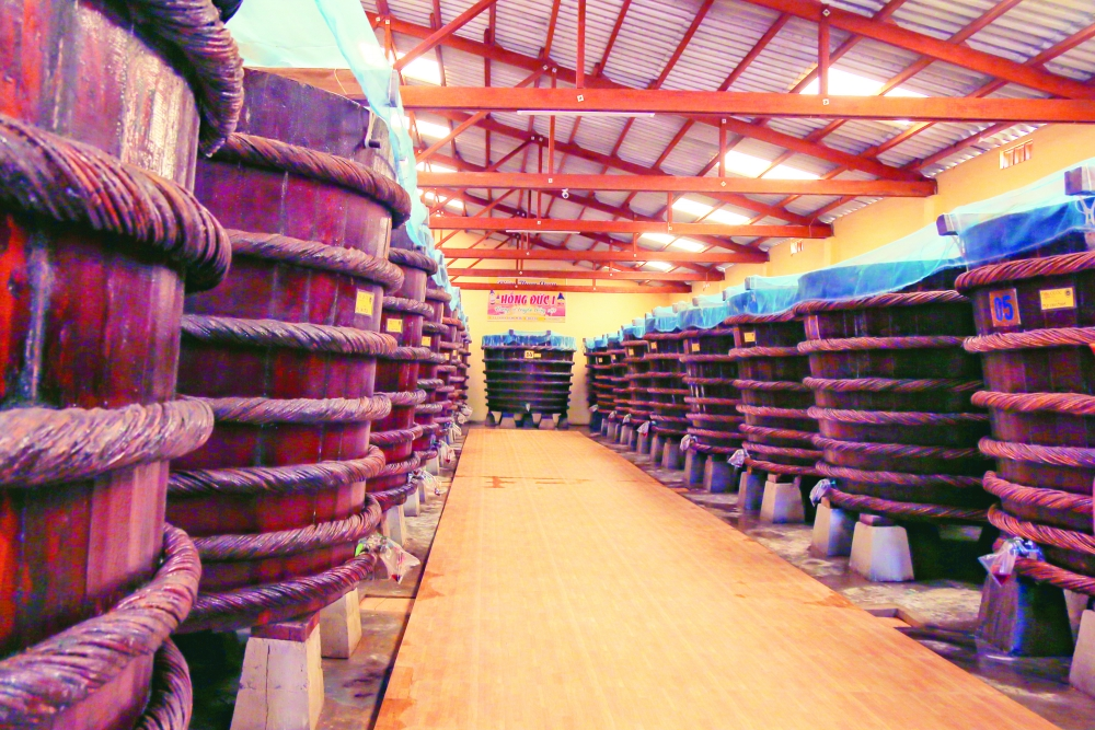 surge in processing industrial property registration