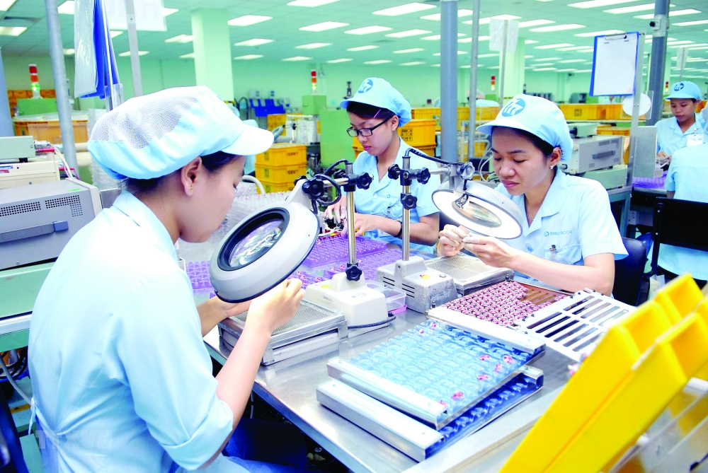 vietnam seeks to ease dependence on foreign invested firms