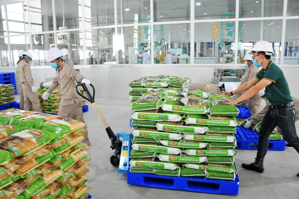 vinaseeds rice products conquer international markets