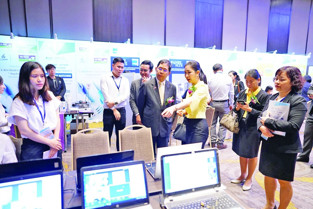 lifeline for vietnamese manufacturers and exporters