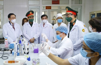 vaccine production vietnam promotes research technology transfer
