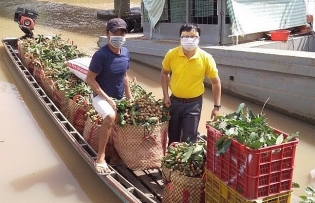 post offices help farmers sell produce