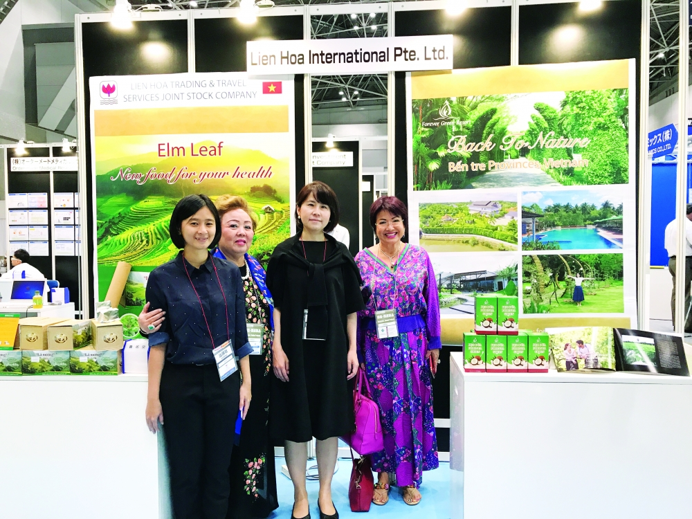 seeks partners through biotech exhibition