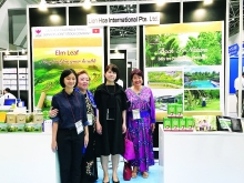 lien hoa international pte ltd seeks partners through biotech exhibition