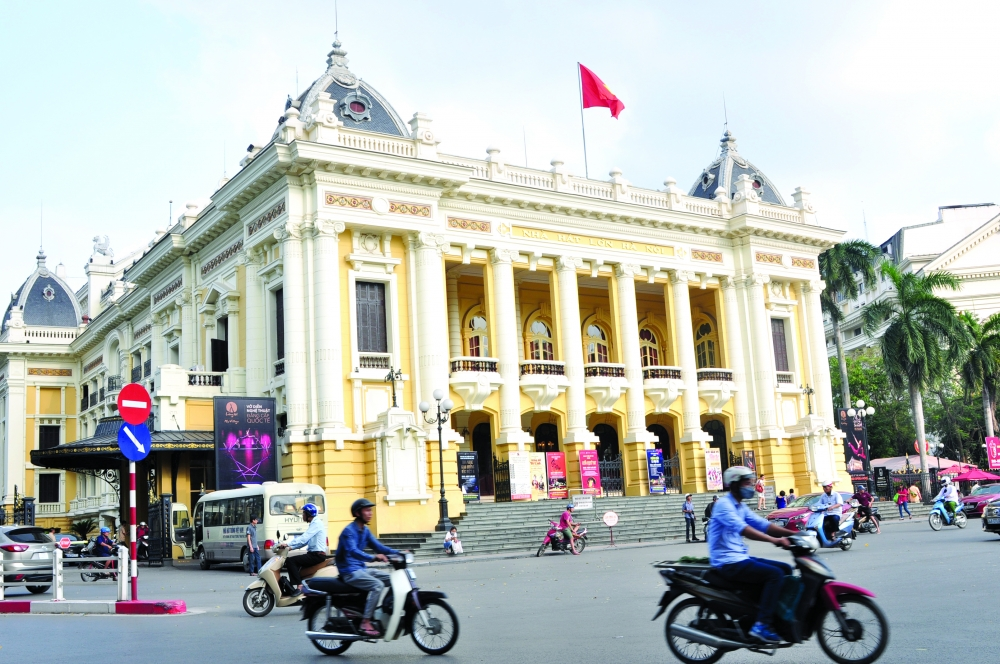 iconic opera house joins sites on hanois tourist circuit