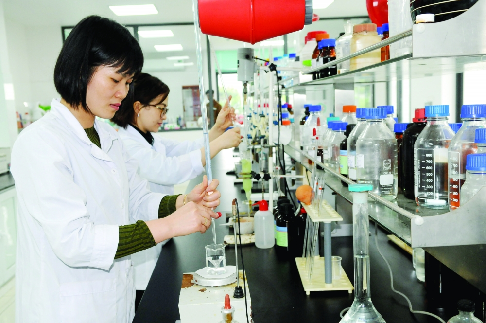 industry trade sector promotes role of science technology