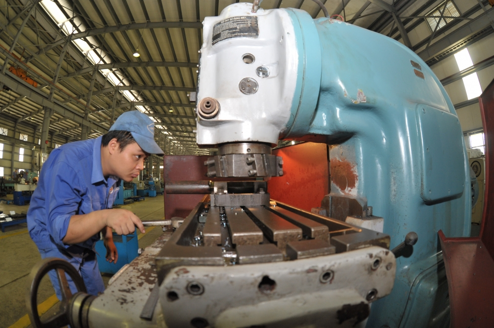 hanoi industrial production index up despite pandemic