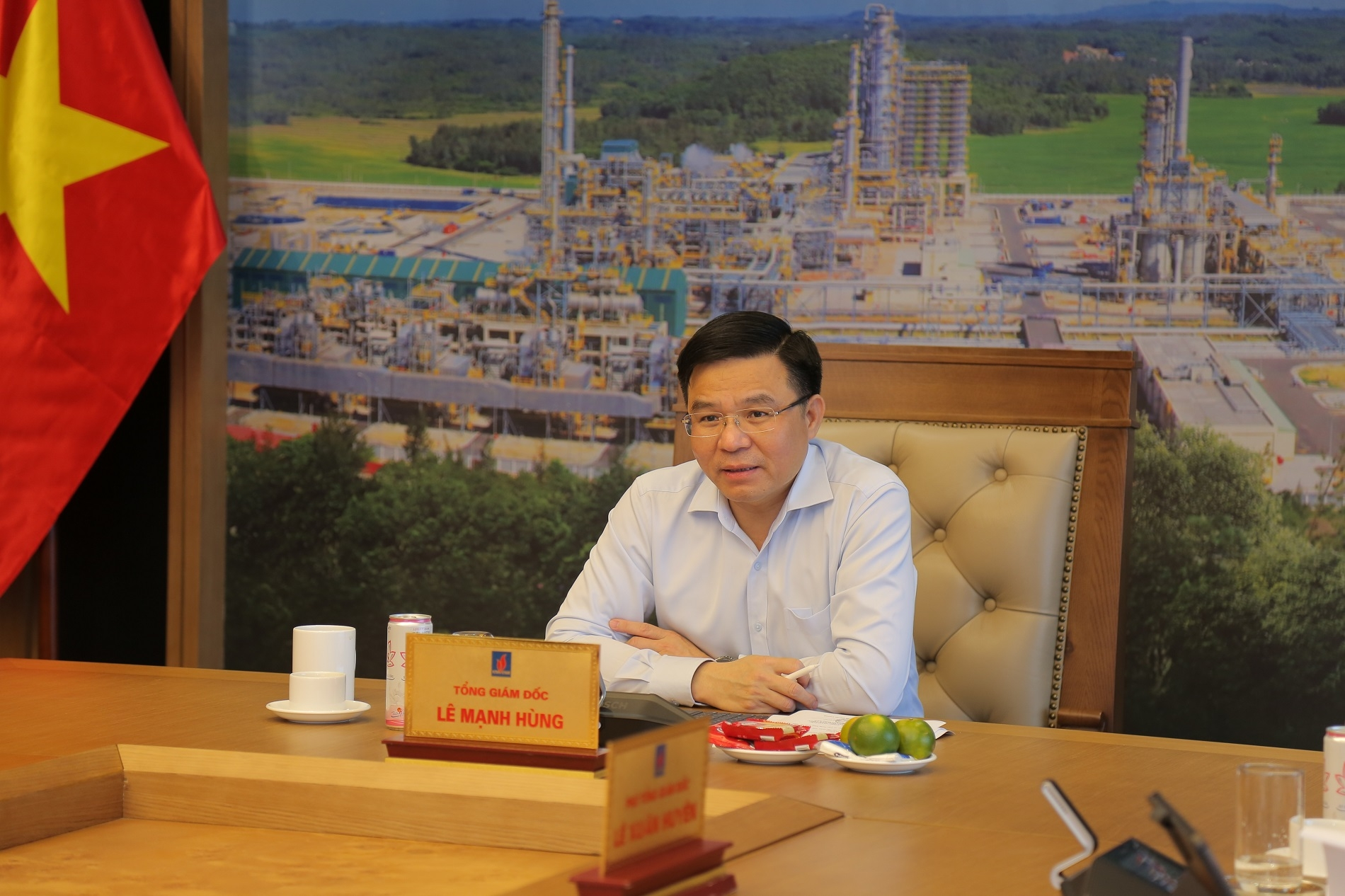 petrovietnam urges legal amendments to overcome operation obstacles