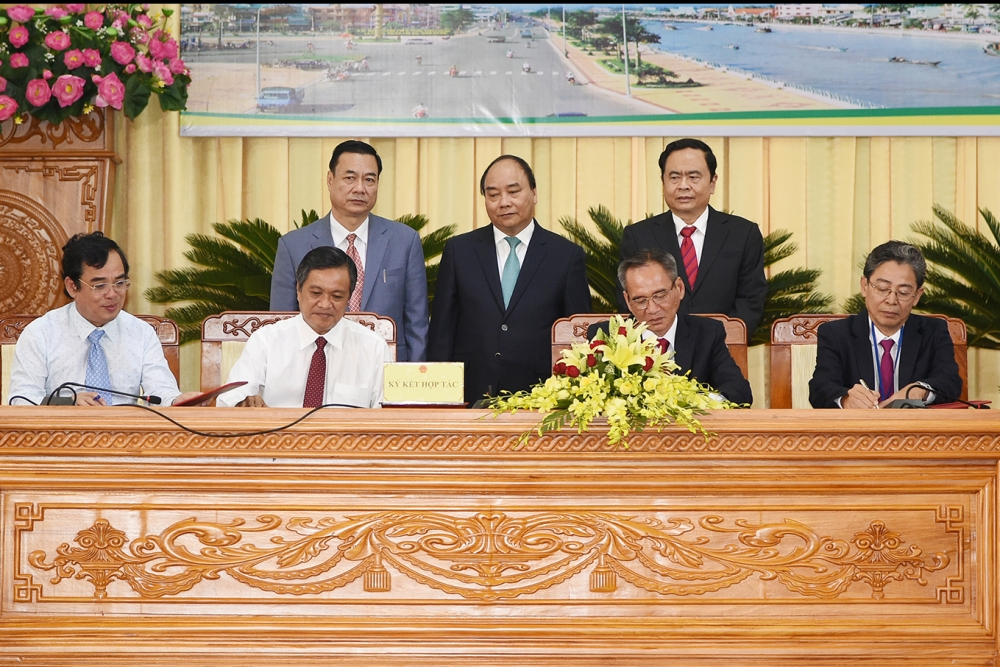nearly us 90 million pledged in hau giang investment
