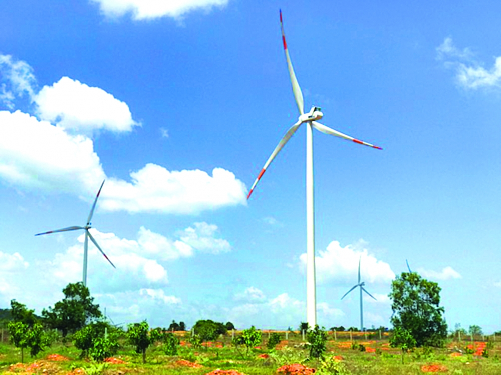 renewable energy in vietnam to enjoy tail wind