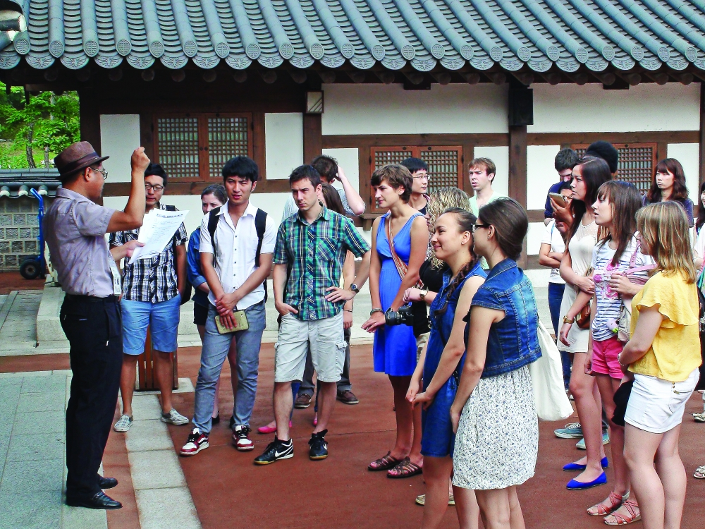 tour guide rating piloted in vietnam