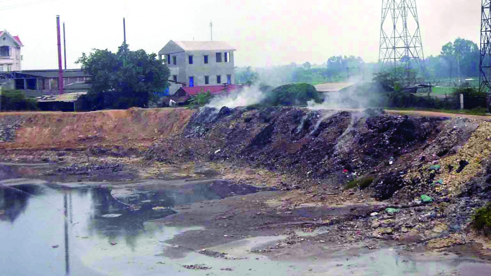 craft villages found to be major polluters