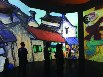 works of iconic artist bui xuan phai hanoi exhibition brings to life