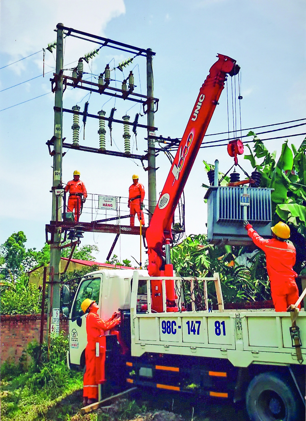 vietnams electricity access up for 6th consecutive year