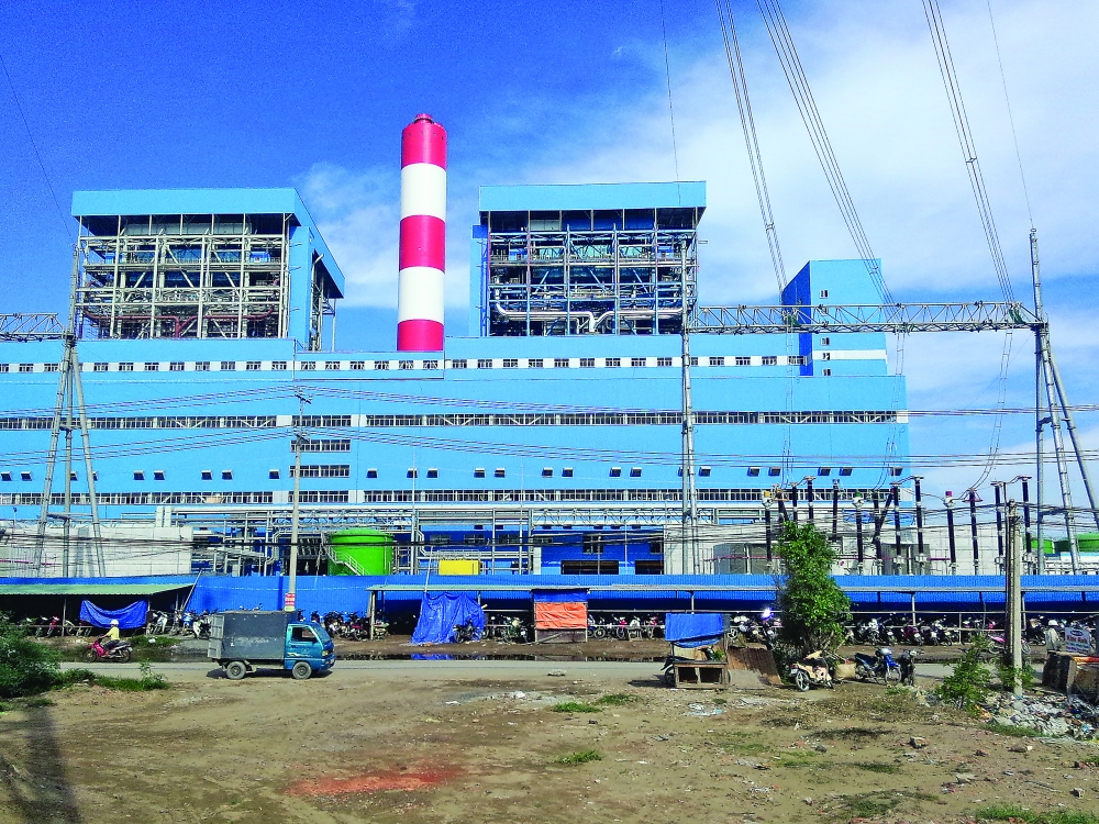 evn surges ahead with power projects