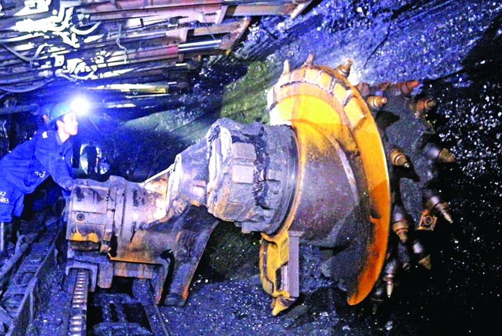 coal industry targets technological innovation