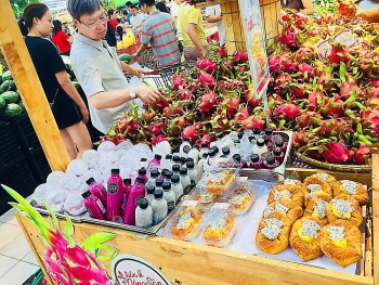 hanoi promotes provincial products to meet residents demand