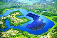 floating solar power energy solution for the future