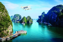ha long bay a geological zoological and botanical paradise