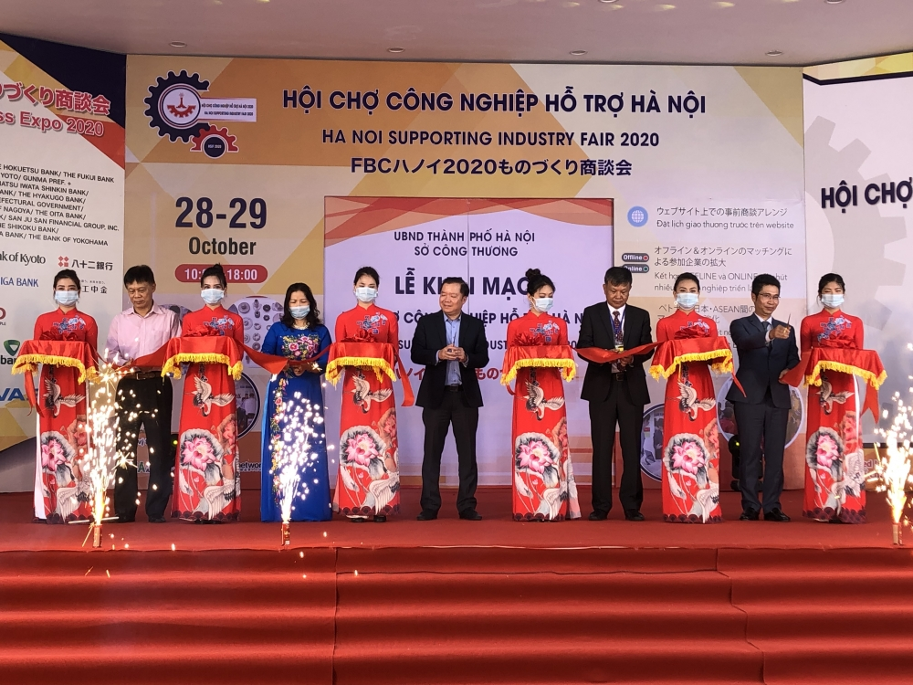 hanoi promotes growth impetus for support industries