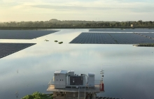 abb supports the largest floating solar power complex in southeast asia