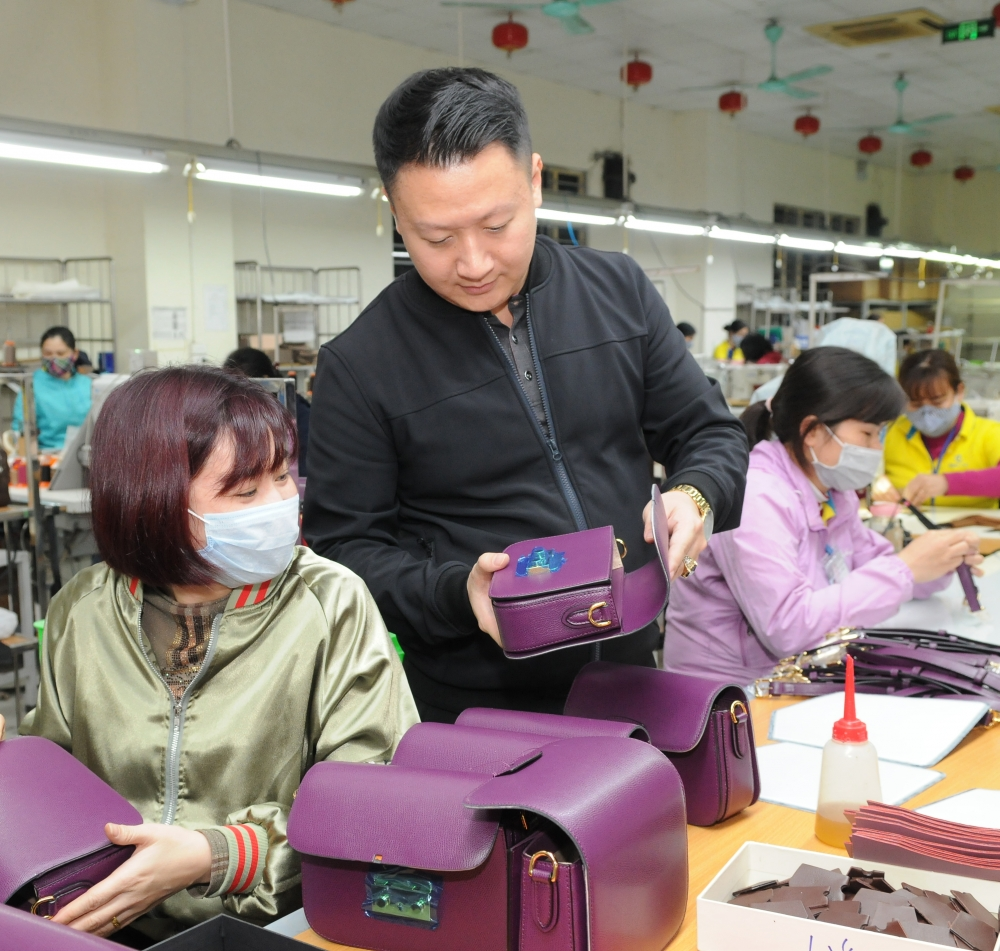 leather footwear business takes steps to recovery