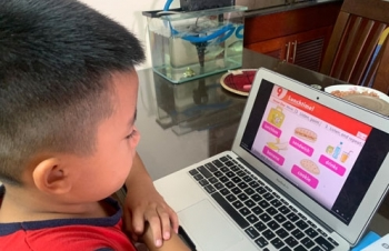 hcm city primary schools flexible with their online learning