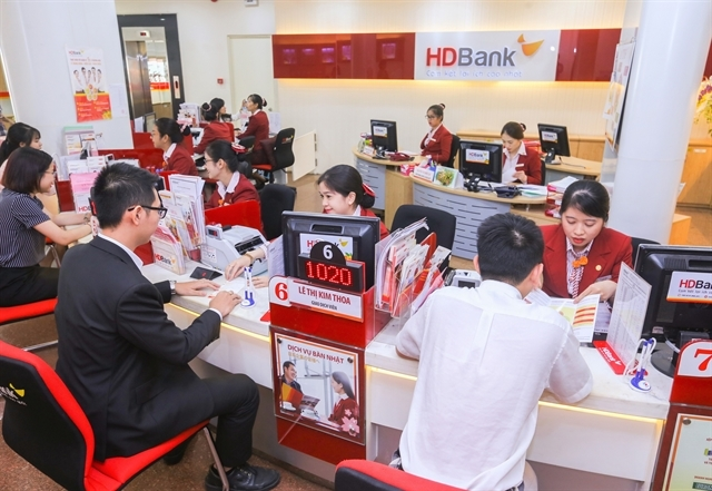 hdbank executives register to buy large chunks of lenders shares as pandemic drags down prices