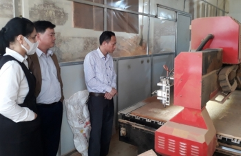 bac giang spurs industry promotion