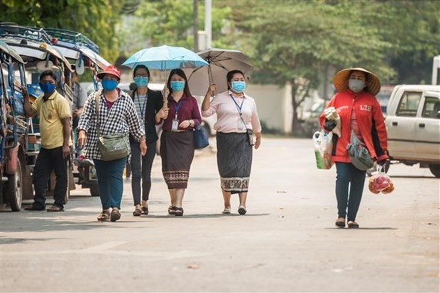 vietnamese in laos advised to follow local covid 19 regulations