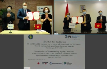 ifc works with vietnamese government to expand export markets for agricultural products