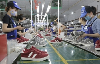 vietnamese us footwear firms to discuss trade amid pandemic