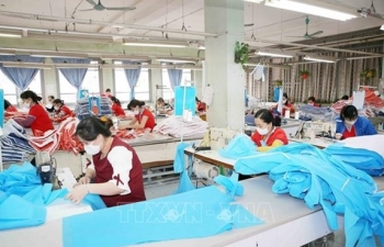 vn firms urged to boost export of medical supplies