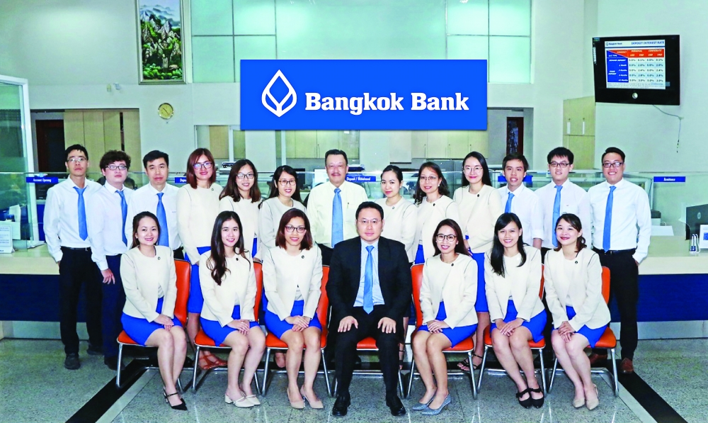 leading thai bank places trust on vietnamese economy